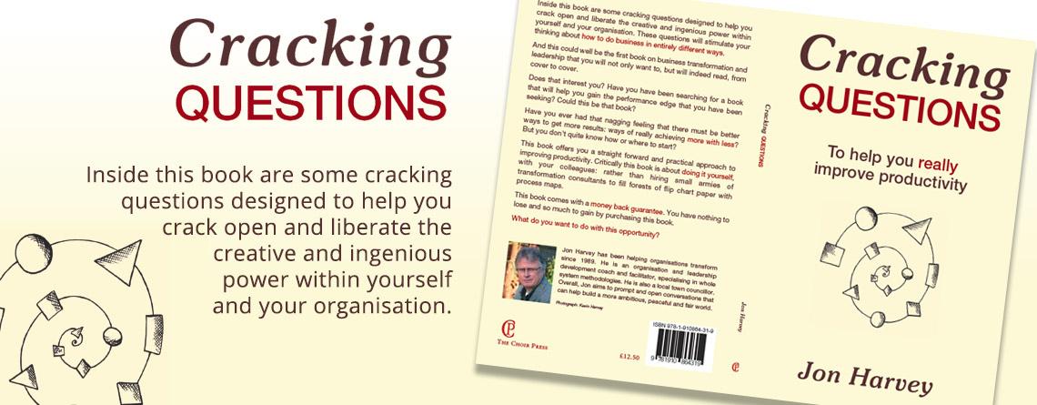 Jon Harvey's Book
